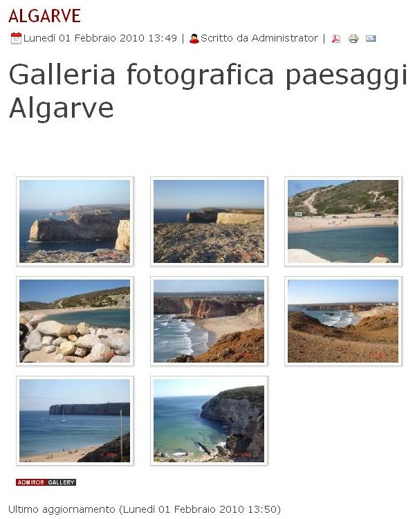 algarve gallery