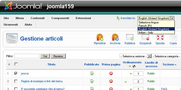 tutorial joomfish4