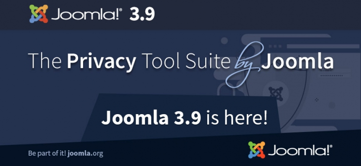 Dashboard - Joomla Privacy Tool Suite