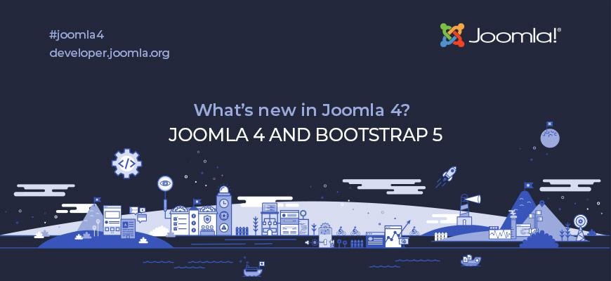 Joomla 4.0 includerà Bootstrap 5