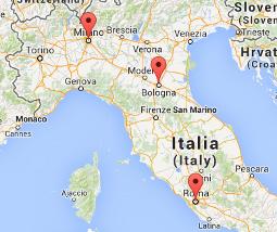 Cartina Italia Joomla.I Corsi Joomla Fanno Tappa A Milano Bologna E Roma Joomla It Supporto Italiano