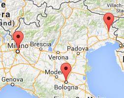Cartina Italia Joomla.I Corsi Joomla Fanno Tappa A Milano Bologna E Udine Joomla It Supporto Italiano
