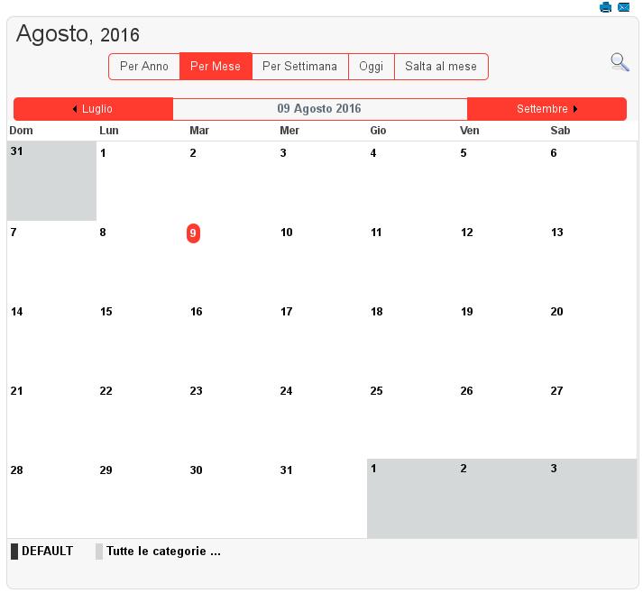 Come Creare Un Calendario Condiviso.Componente Jevents Joomla It Supporto Italiano