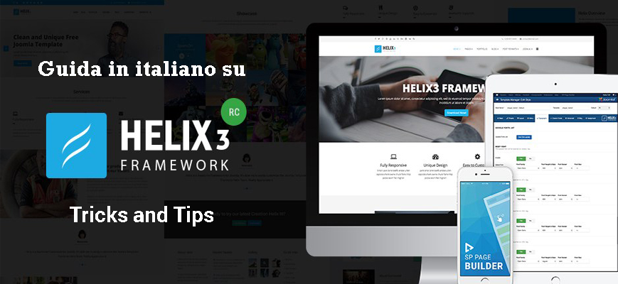 Tricks and Tips per Helix3